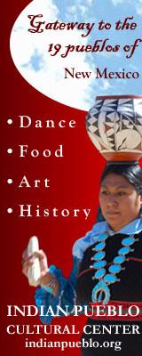 Indian Pueblo Cultural Center T3