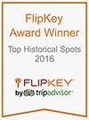 Patriot Point FlipKey Award