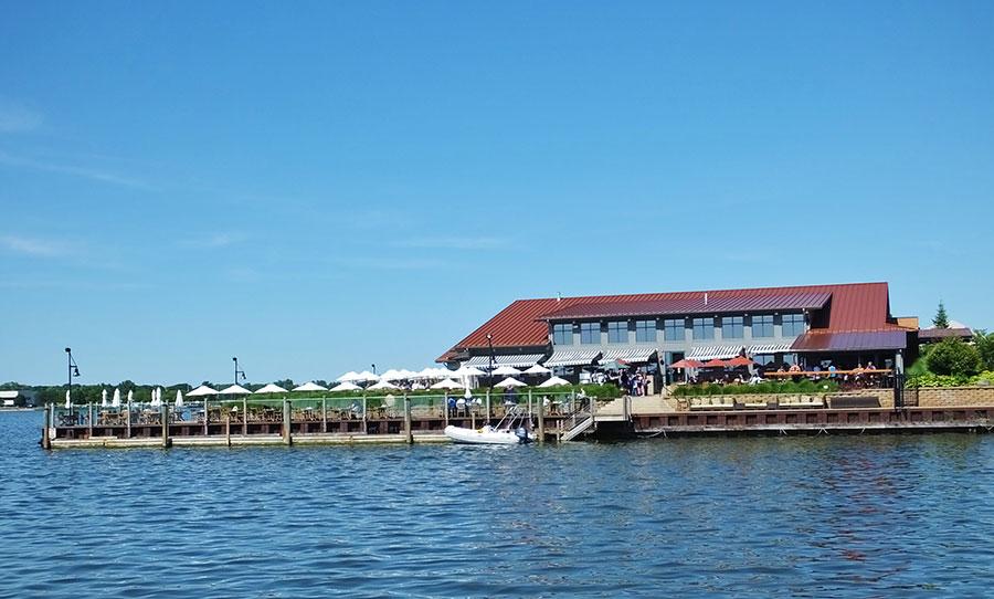 Boatwerks Waterfront Restaurant